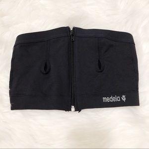 medela pumping bra (like new)